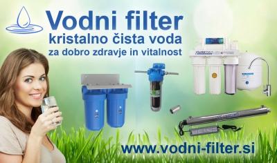 Vodni filtri z aktivnim ogljem
