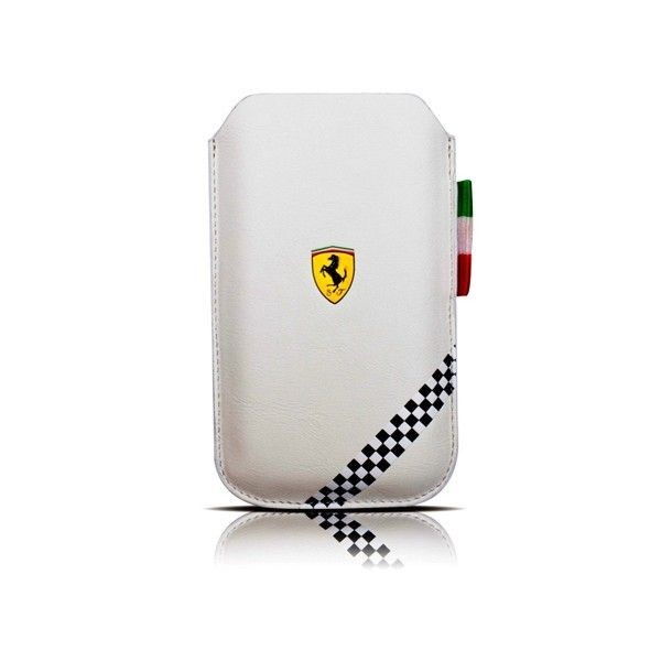 Torbica Etui za Samsung Galaxy S II Ferrari Pouch
