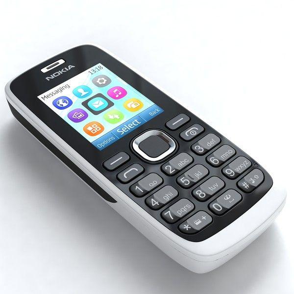 MOBILNI TELEFON NOKIA 112 - WHITE