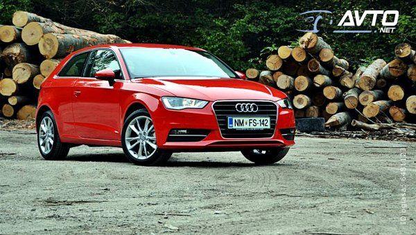 Audi A3 1.4 TFSI Attra 1
