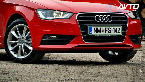 Audi A3 1.4 TFSI Attra