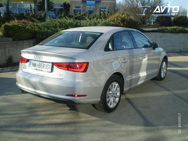Audi A3 Limuzina 1.6 TDI Attraction