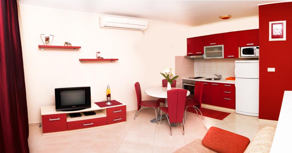 Apartmani Komarna - Crveni ap.