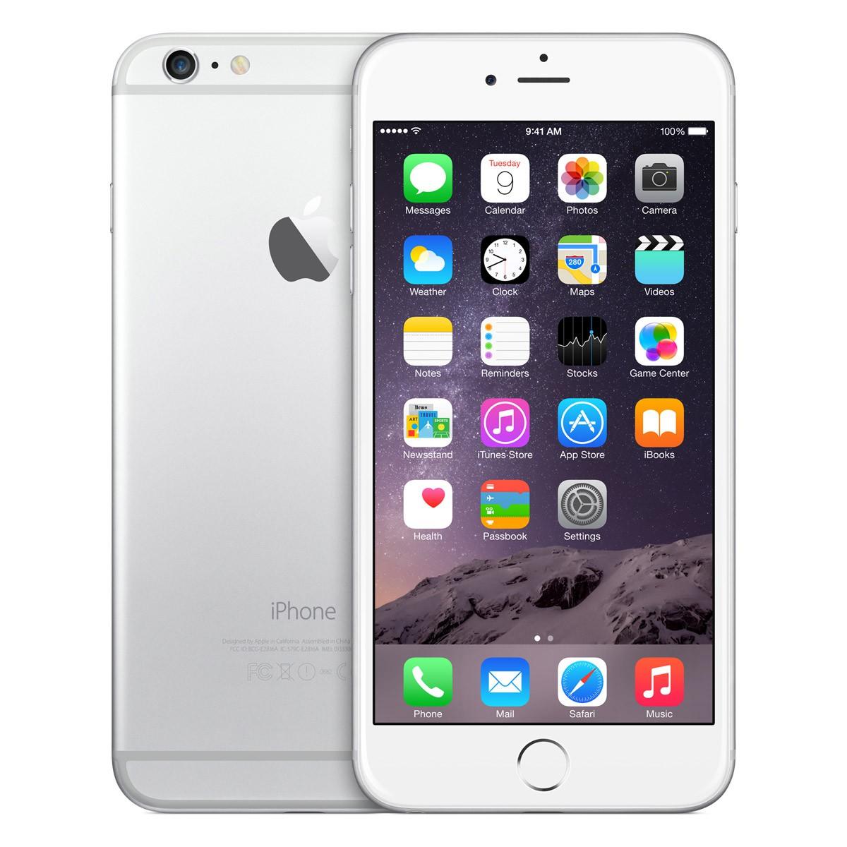 Apple iPhone 6 16GB srebrn