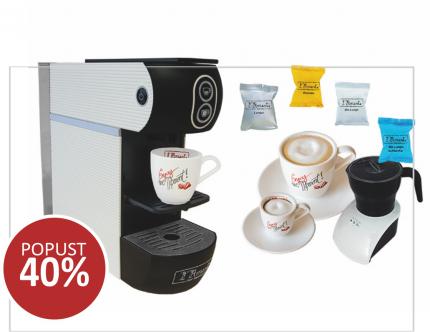 priložnost trajnega dodatnega zaslužka s kavo ter aparati