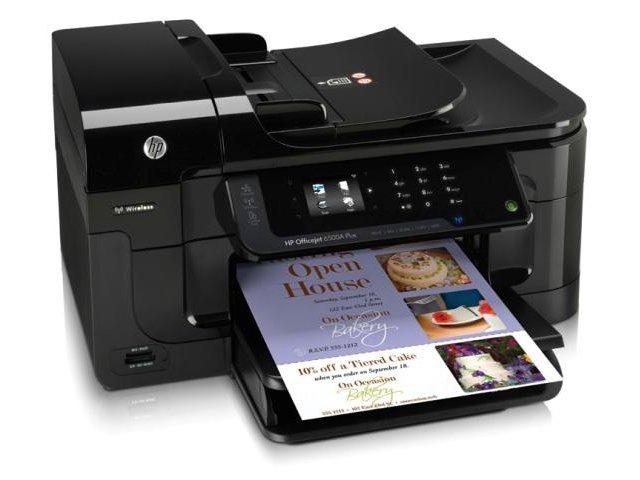 Tiskalnik HP OJ 6500A Plus