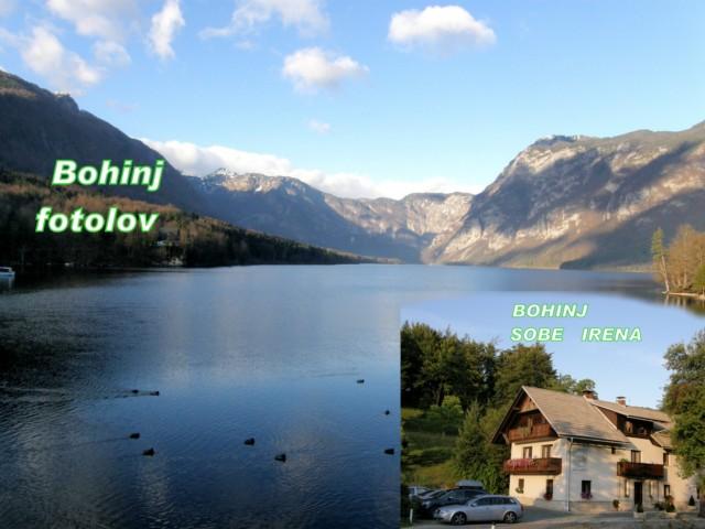 Sobe Irena Bohinjsko jezero