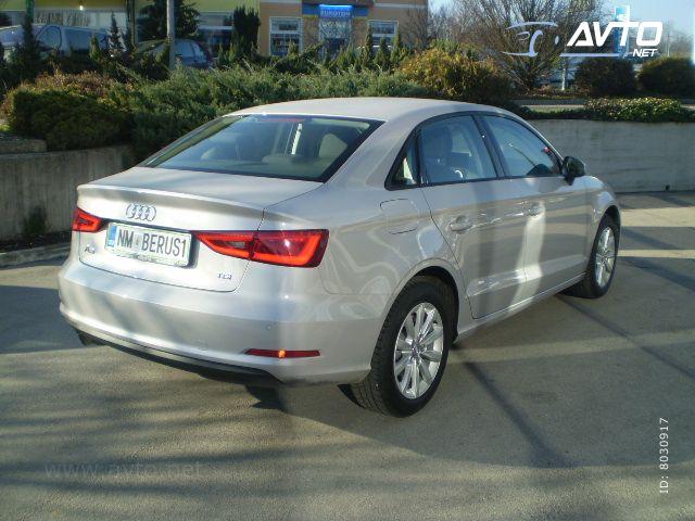 Audi A3 Limuzina 1.6 TDI Attraction