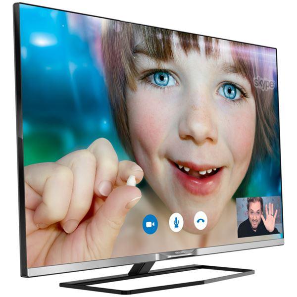 Ambilight Televizor PHILIPS 3D LED SMART TV